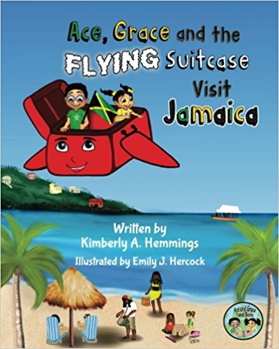 https://www.amazon.com/Grace-Flying-Suitcase-Jamaica-Travel/dp/0999836005/